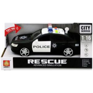 מכונית משטרה סיטי סרוויס מקורי