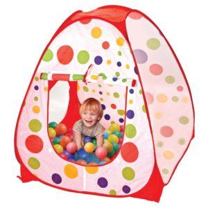אוהל כדורים