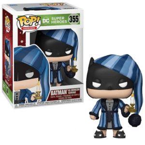 בובת פופ באטמן עם נר