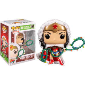 בובת פופ וונדרוומן חג המולד