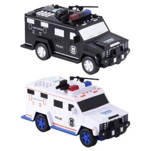 בנקט רכב משטרה
