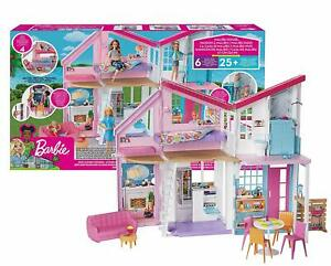 ברבי-בית בובות גדול