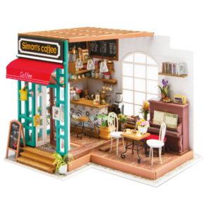 בית קפה ליצירה
