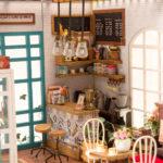 ערכת יצירה בית קפה מיוחד