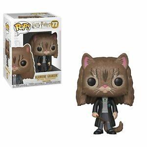 פופ הארי פוטר הרמיוני חתול